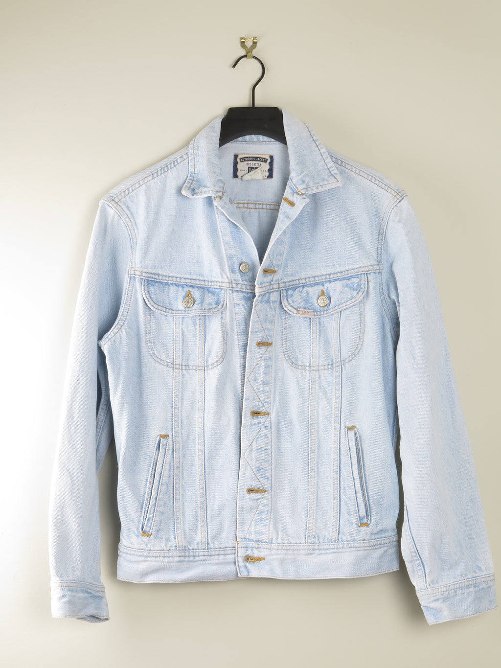 Vintage Lee Denim Jacket Light Denim S