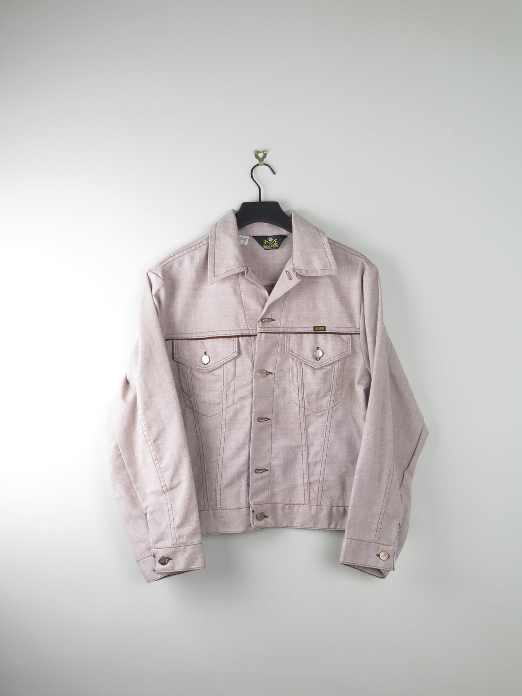 Maverick Canvas Trucker  Jacket M