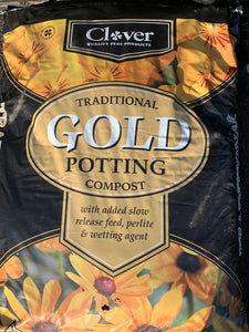 Clover Gold compost 50L