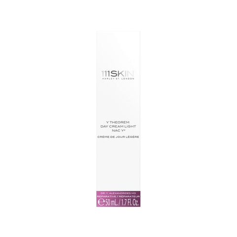 Y Theorem Day Cream Light Nac Y2, 50ml