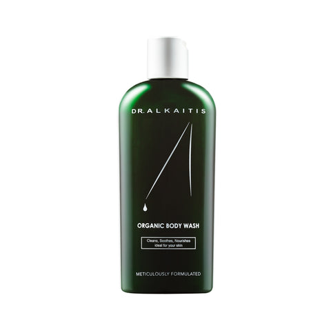 Organic Body Wash, 240ml