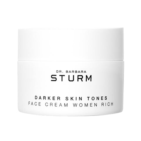 Darker Skin Tones Face Cream Rich, 50ml