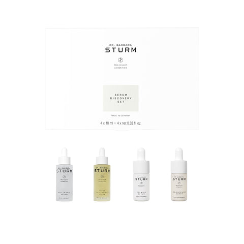 Serum Discovery Set, 10ml x4