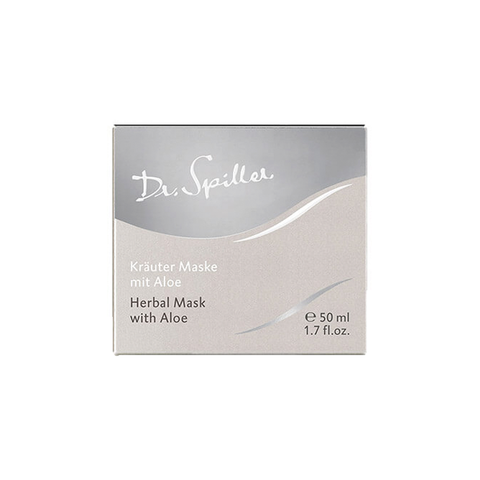 Herbal Mask With Aloe, 50ml