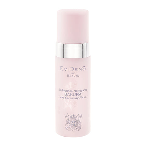 EviDenS de Beauté The Sakura Cleansing Foam, 150ml