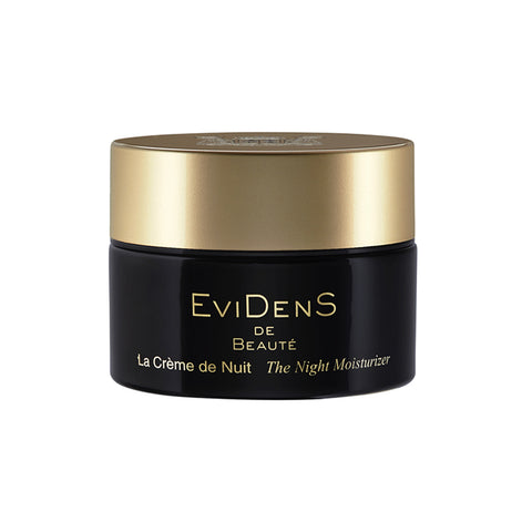Evidens The Night Moisturizer, 50ml