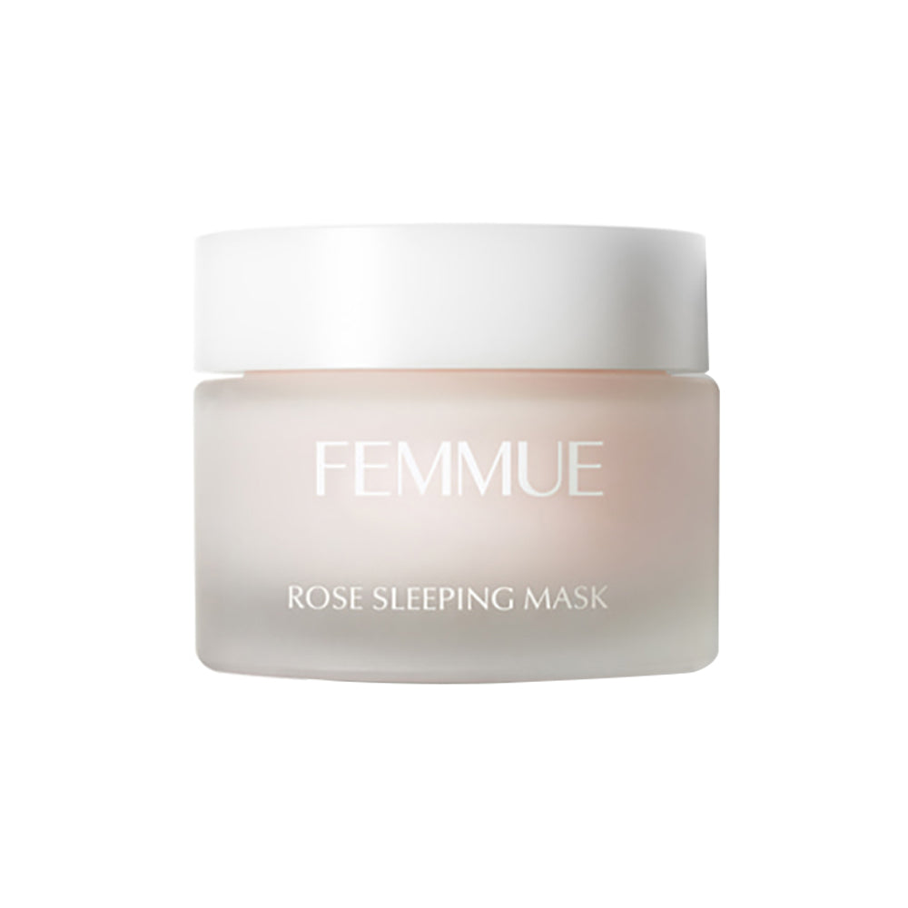 Femmue Rose Sleeping Mask, 50g