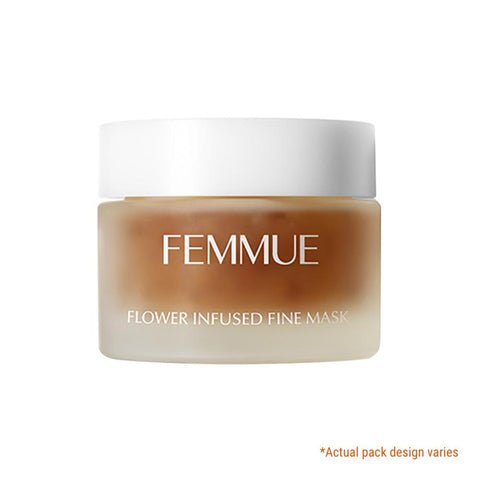 Flower Infused Fine Mask, 50g