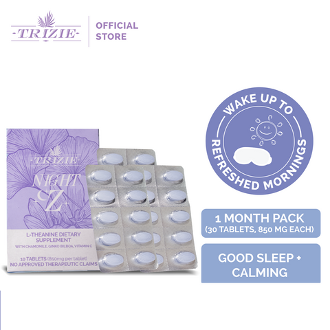 Night Z - Sleep Supplements, Box of 30