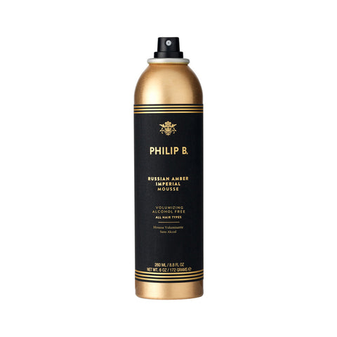 Philip B Russian Amber Imperial Volumizing Mousse, 200ml