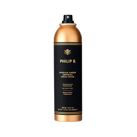Philip B Russian Amber Insta Thick Finishing Spray, 260ml