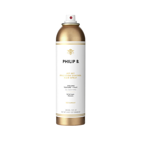 Philip B Jet Set Precision Control Hair Spray, 260ml