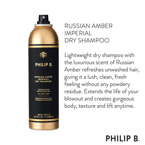 Russian Amber Imperial Dry Shampoo 8.8fl.oz., 260ml