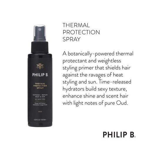 Thermal Protection Spray (Defense + Repair Heat&Sun)