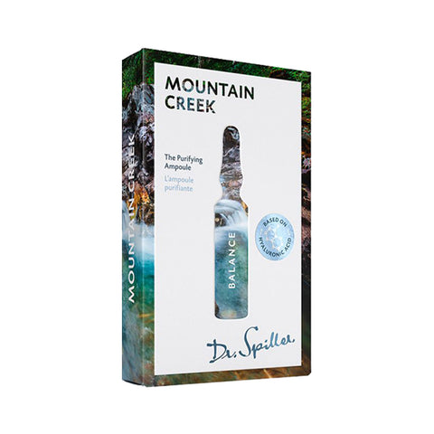 Dr.Spiller Balance The Purifying Ampoule, 2ml x 7