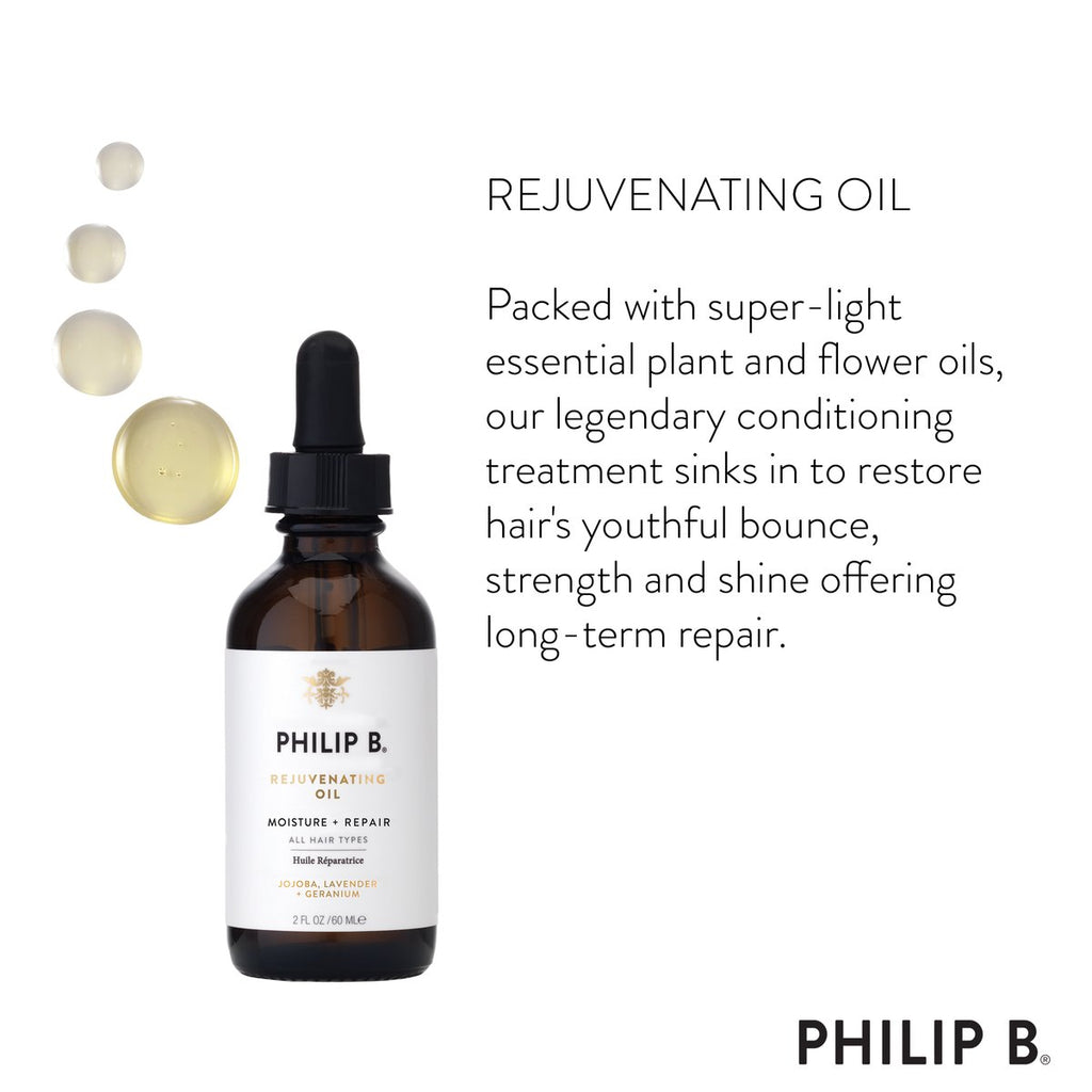 Rejuvenating Oil, 60ml
