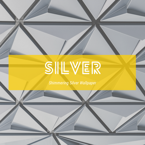 Silver Wallpaper | Metallic Wallpaper | Shiny Wallpaper