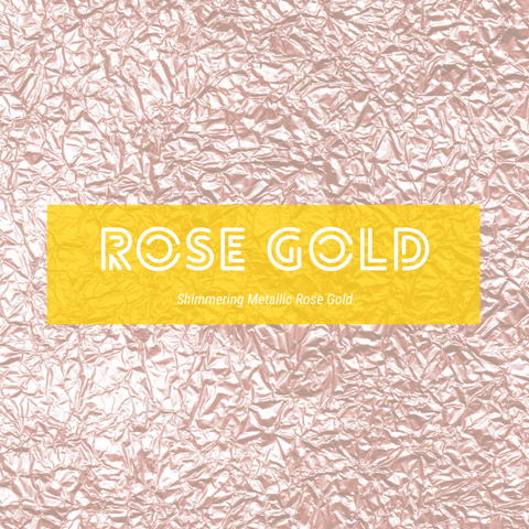 Rose Gold Wallpaper | Metallic Pink Wallpaper | Rose Gold Inspiration