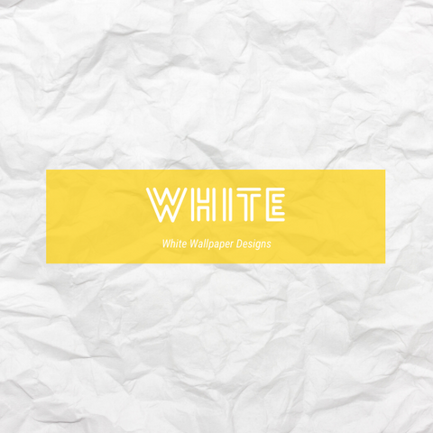 White Wallpaper | Off White Wallpaper Inspiration