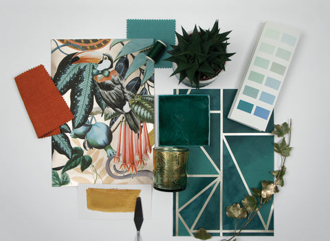 Utopia Tropical Wallpaper Collection by Holden