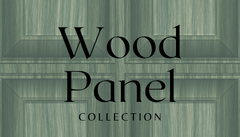 Wood Panel Effect Wallpaper Designs | WonderWall by Nobletts