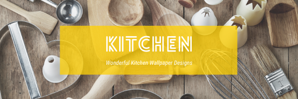 Kitchen Wallpaper | Washable Wallpaper | Tile Effect Wallpaper