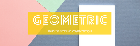 Geometric Wallpaper Collection | Shop by Pattern - Geometric