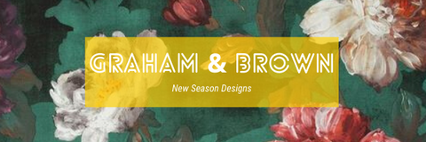 Graham & Brown Wallpaper Collection | Shop Wallpaper by Brand - Graham & Brown