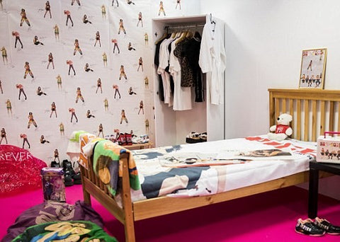 Spice Girls Wallpaper Bedroom