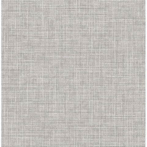 Fine Decor Wallpaper | Linen Grey | FD24270