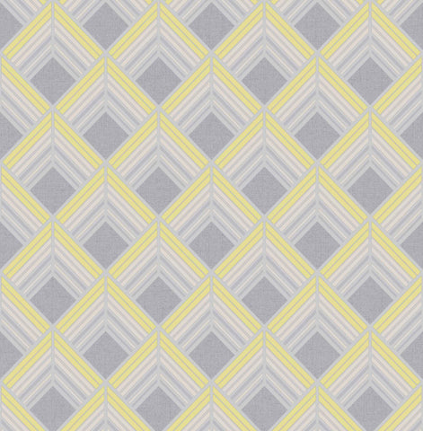 Graham & Brown Boutique | Trifina Geo Yellow | 104138