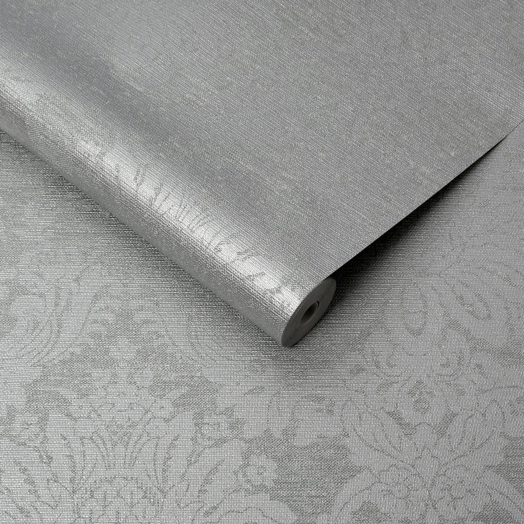 G&B Boutique Wallpaper | Vogue Dove Grey | 106678