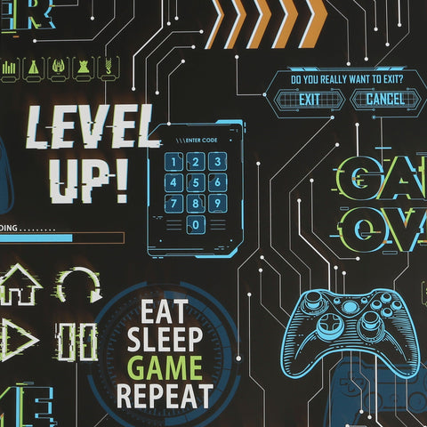 Game Over Multi | Graham & Brown Kids Wallpaper | 113258