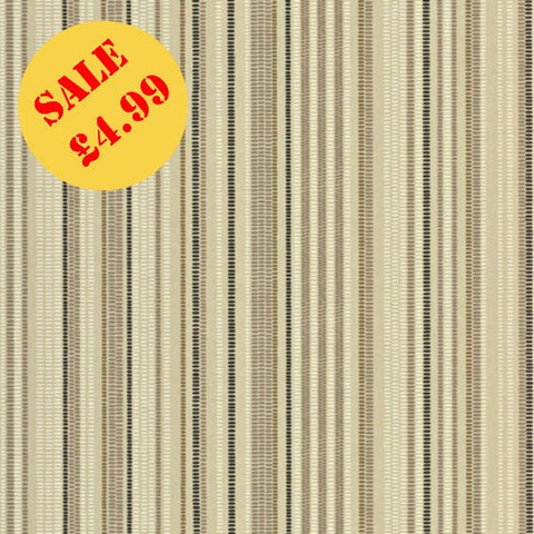 SALE Holden Wallpaper | Kasbah Stripe Mocha | 11340