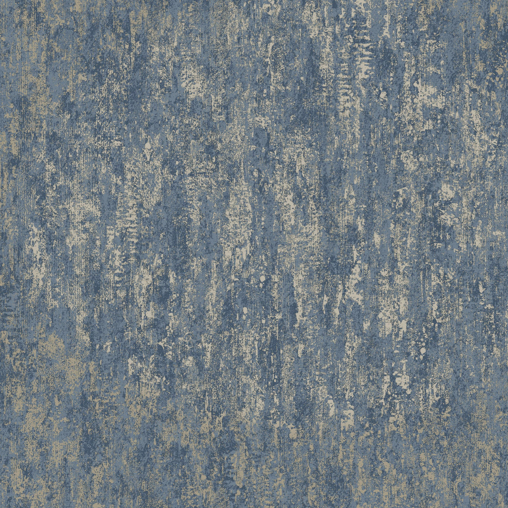 Holden Statement Wallpaper | Industrial Texture Navy | 12842