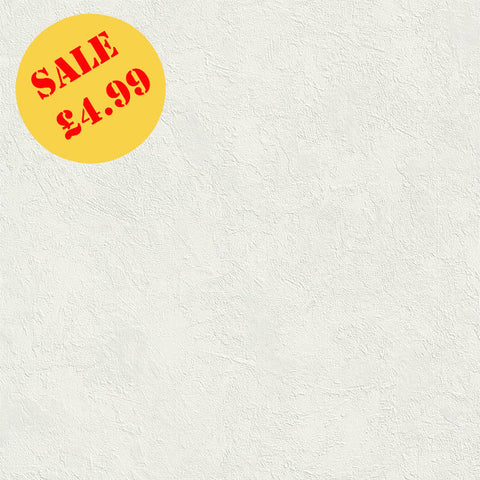 SALE Rasch Wallpaper | City Lights Texture Soft White | 412123