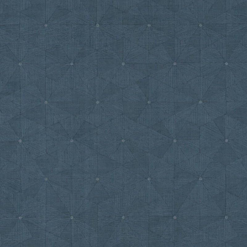 AS Creation Wallpaper | Four Seasons Geo Navy | 35895-6