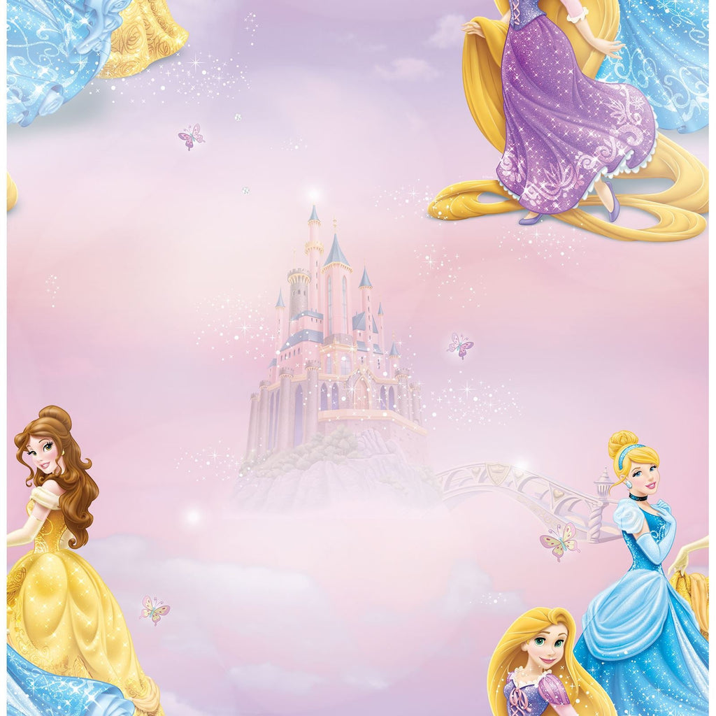 Graham & Brown Wallpaper | Disney Pretty As A Princess | 70-232