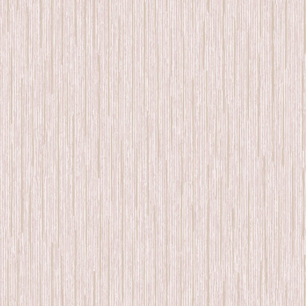 Rasch Wallpaper | Texture Hessian Blush Pink/Gold | Pink Wallpaper