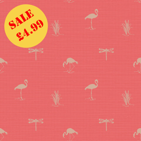SALE Arthouse Wallpaper | Lakeside Coral | 256500