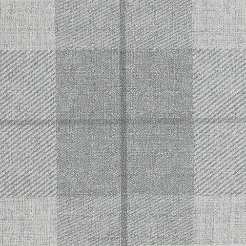 Arthouse Wallpaper | Country Tartan Grey | 294901