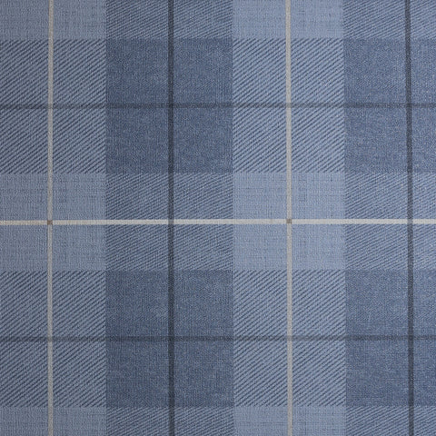 Arthouse Wallpaper | Country Tartan Denim Blue | 294902