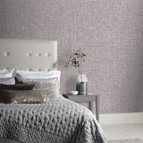 Luxe Hessian Mink | Arthouse Wallpaper 295401
