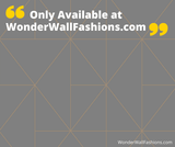 WonderWall Exclusive Wallpaper | Apex Prism Grey/Copper | 41103