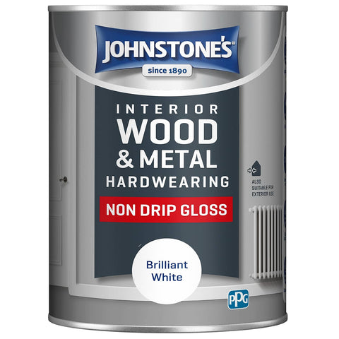 Johnstones 1L Non Drip Gloss