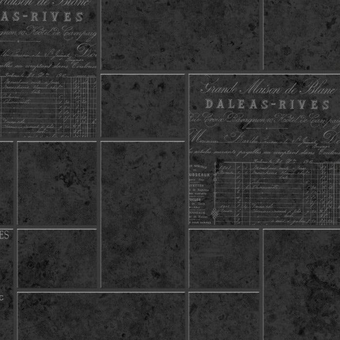 SALE Graham & Brown Wallpaper | Parisienne Charcoal | 32-996
