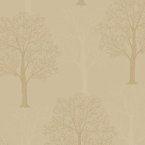 Holden Opus Wallpaper | Ornella Tree Beige | 35252