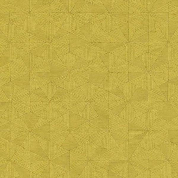 AS Creation Wallpaper | Four Seasons Geo Mustard/Lime | 35895-8