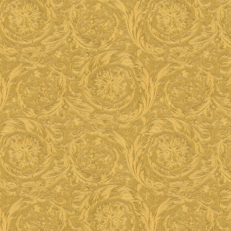 Versace Wallpaper Collection Barocco Metallic Gold 36692 3 Wonderwall By Nobletts