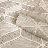 Belgravia Decor Wallpaper | Luciano Geo Beige | GB3853
